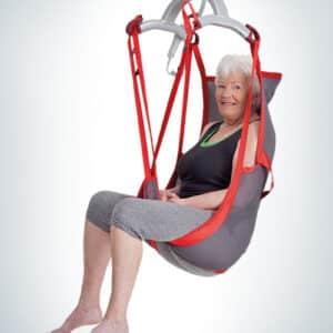 Für Molifte RgoSling Sitzgurt, Netz