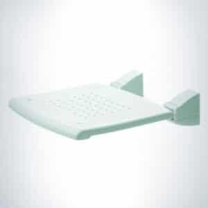 Duschklappsitz Profilo Weiß bis 130 kg