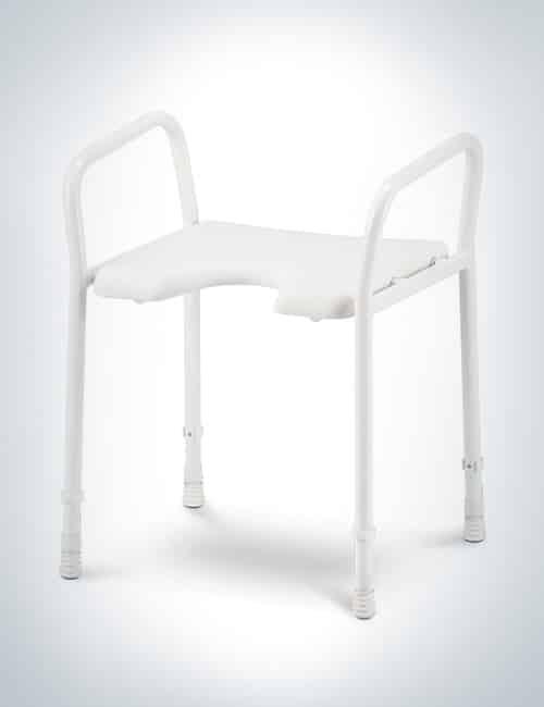 duschsessel mit armlehnen bis 120 kg wa s barrierefrei. Black Bedroom Furniture Sets. Home Design Ideas