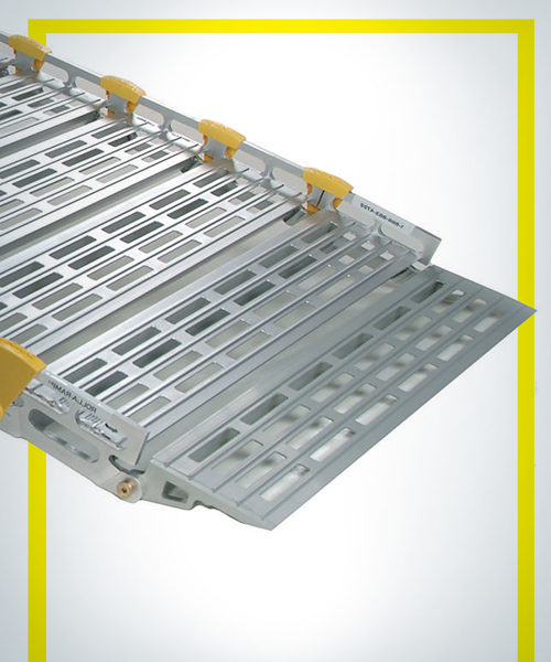 Roll-A-Ramp Rollrampensysteme (mobil/stationär)