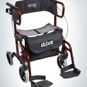 Rollmobil und Transport Rollstuhl DIA