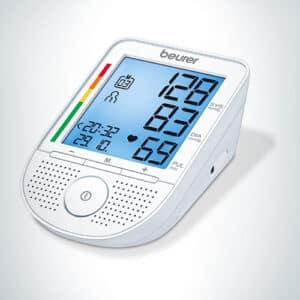 Beurer Sprechendes Oberarm-Blutdruckmessgerät BM49