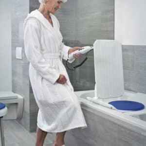 Hilfen in Bad, Dusche und WC